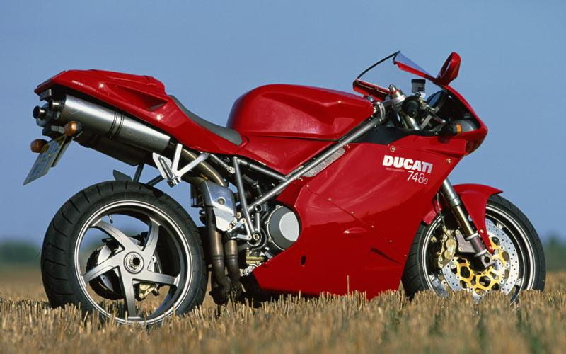 Less than 30 left: Ducati 748S | MCN