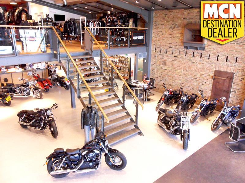 Destination dealer: Maidstone Harley-Davidson | MCN