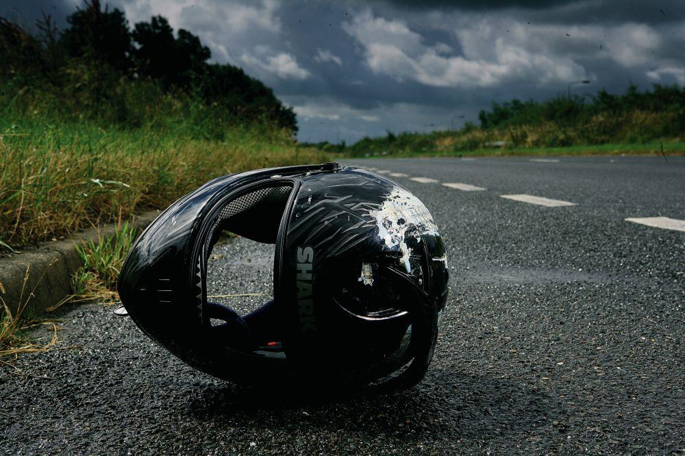 What to do if you're 'first on scene' to a motorcycle accident