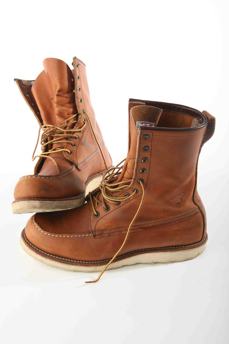 Boot Review: Red Wing 877 Men's 8-inch Boot | MCN