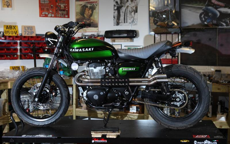 Picture Gallery Kawasaki W800 Spirit