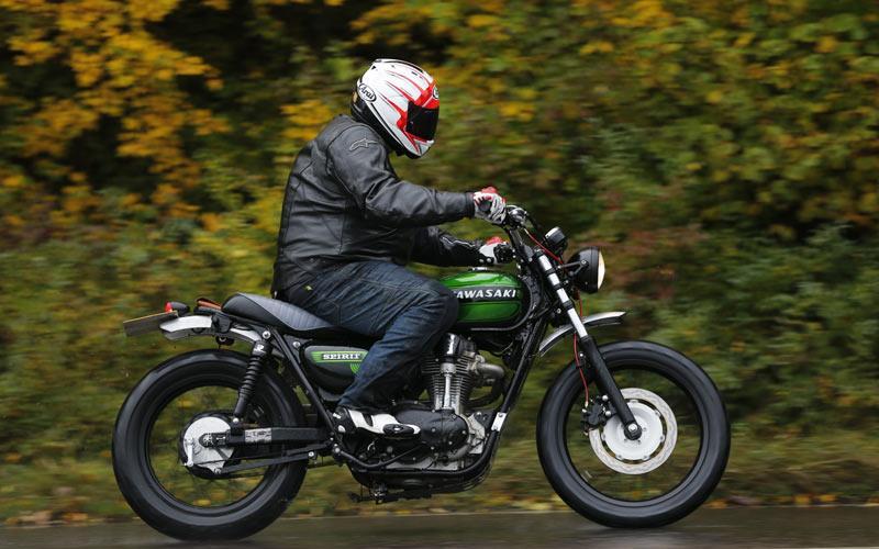 Picture gallery: Kawasaki W800 Spirit   MCN