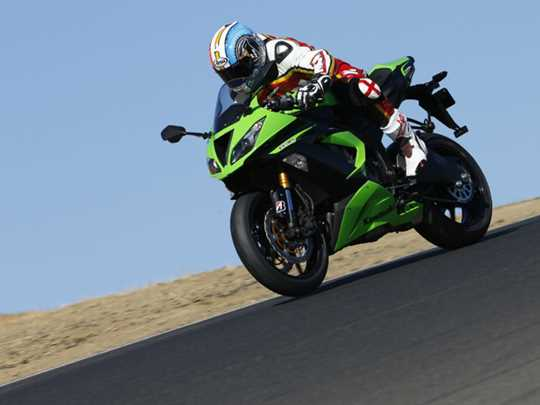 KAWASAKI ZX-6R  (2013-on)