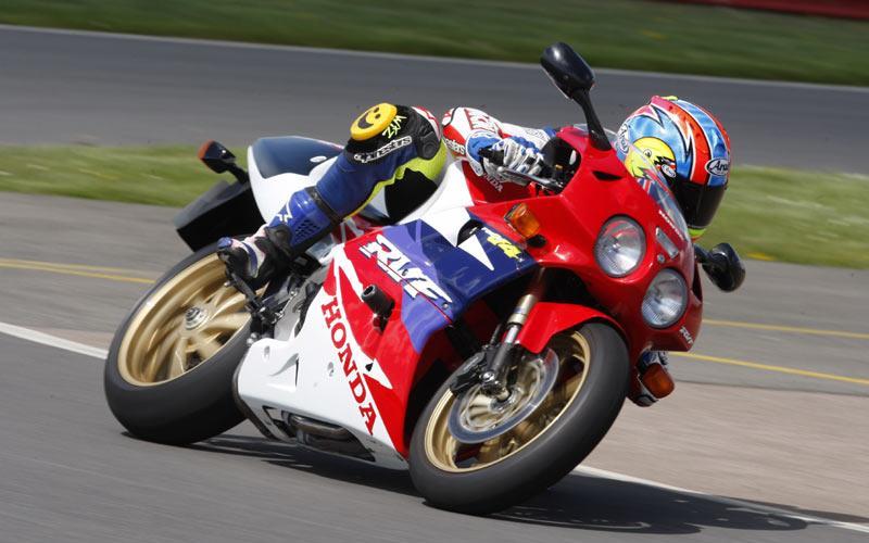 Buy New Honda Motorcycle Less than 30 left: Honda RVF750 RC45 | MCN