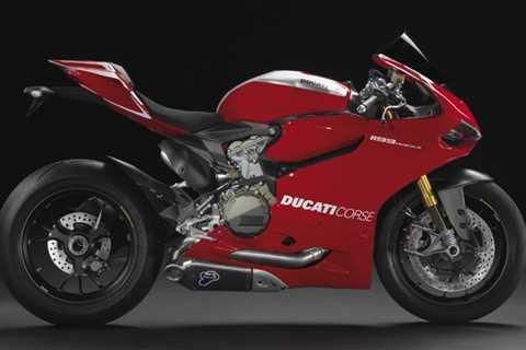 Ducati Panigale V Fuel Range