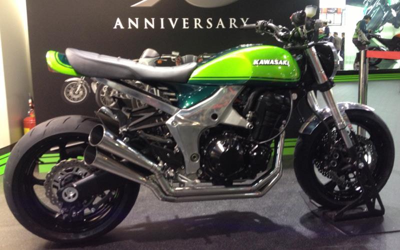 Milan Show: Kawasaki Z1000 Special | MCN