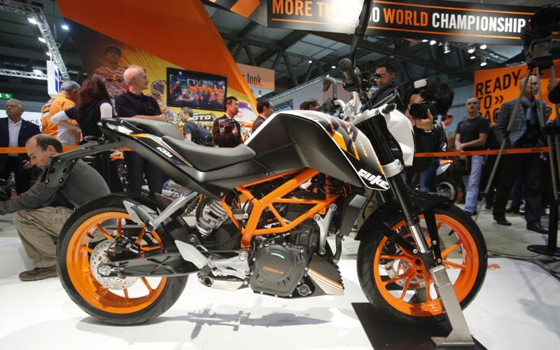 restricted ktm 390 duke for a2 licence holders. Black Bedroom Furniture Sets. Home Design Ideas