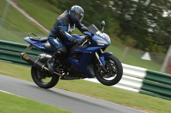 The Day Mcn Rode An Evel Knievel Harley Davidson Xr750 Replica: Best Ever Track Day
