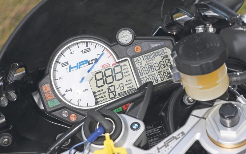 BMW S1000RR vs BMW S1000RR HP4 | MCN