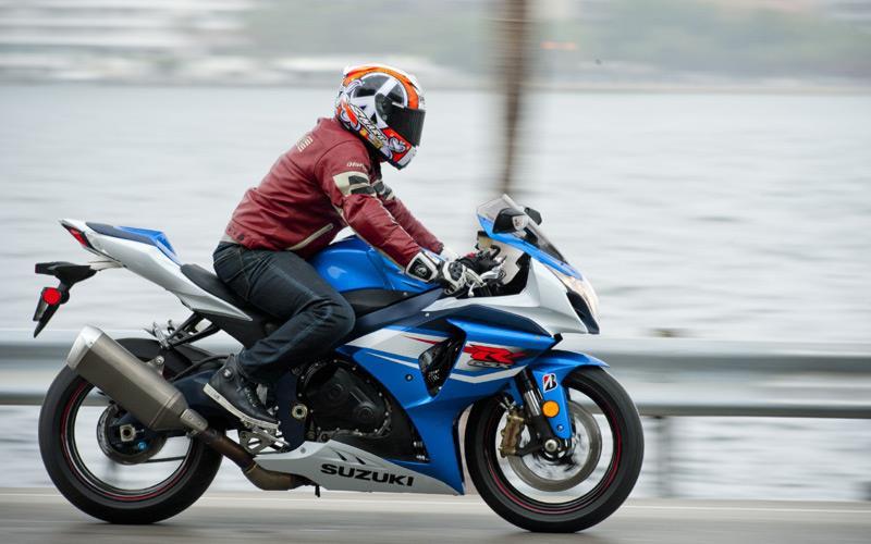 Suzuki Gsx R1000 2012 On Review Mcn