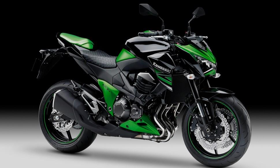 Kawasaki Z800 2013 On Review Mcn
