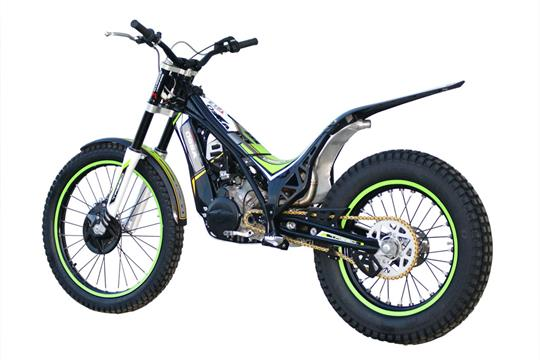 Ossa Release Lightweight New Trials Bikes Mcn