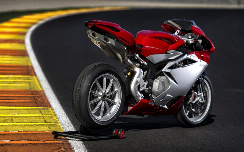 MV-AGUSTA F4 1000 (2013-on) Review | MCN