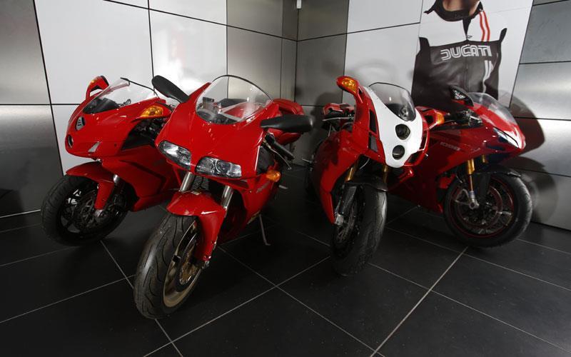 Ducati London Used