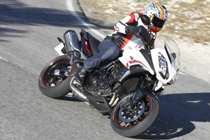 TRIUMPH TIGER 1050 SPORT (2013-on)