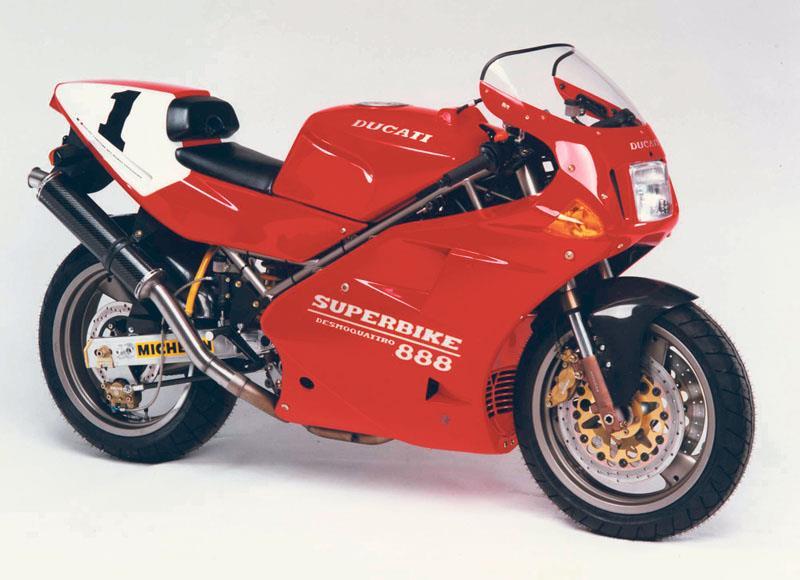 Less than 30 left: Ducati 888 | MCN