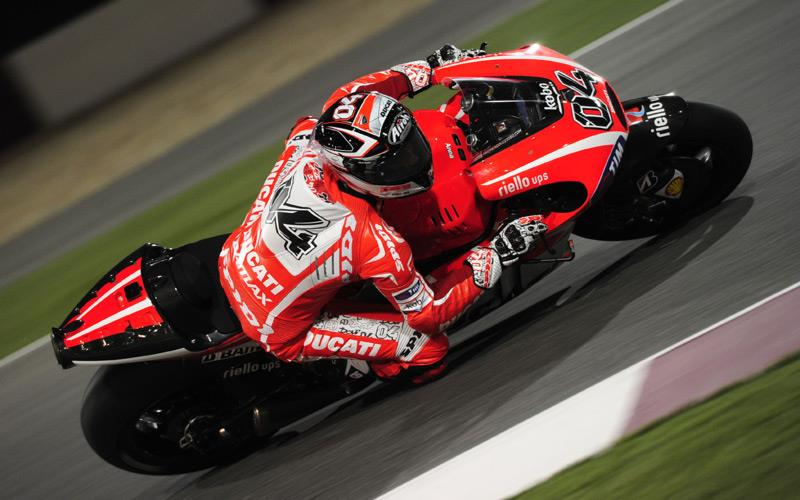 ducati solution Ducati corse, the racing arm of ducati motorcycles, has entered the moto gp  circuit with a completely new bike this bike was designed and tested using a  great.