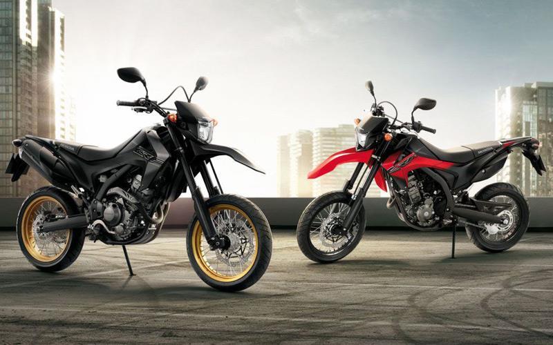 New Supermoto Honda CRF250 Coming To UK