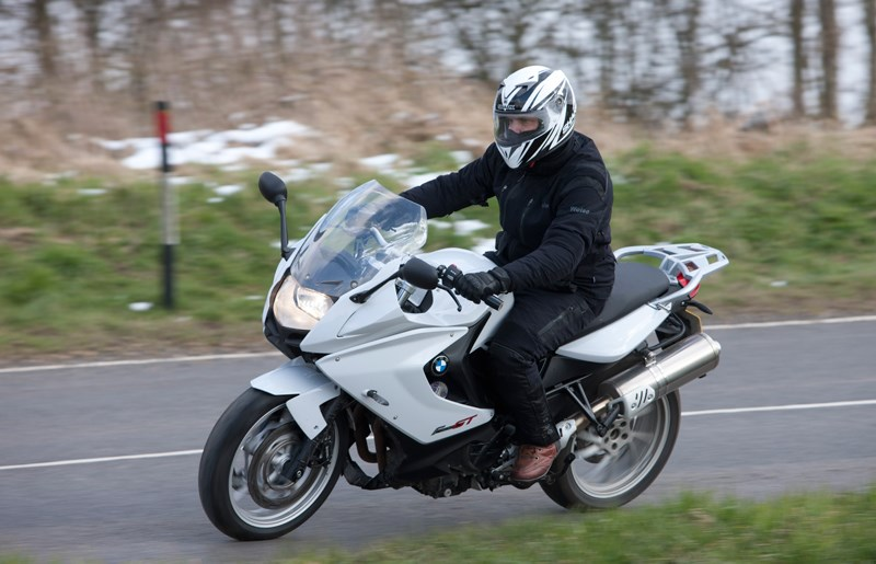 Living With The Bmw F800gt Mcn