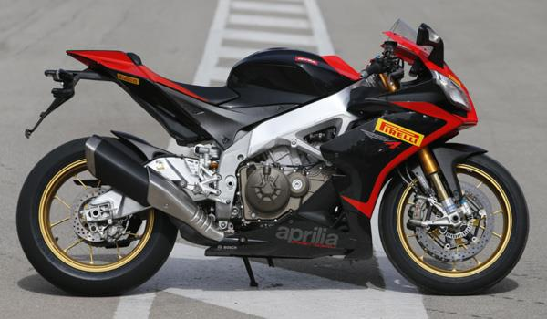 Ultimate Superbikes 3rd place: Aprilia RSV4 Factory | MCN