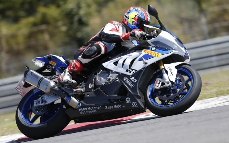 ultimate superbikes 2nd place: bmw hp4 carbon | mcn
