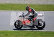 First pictures: Biaggi testing Pramac Ducati MotoGP bike