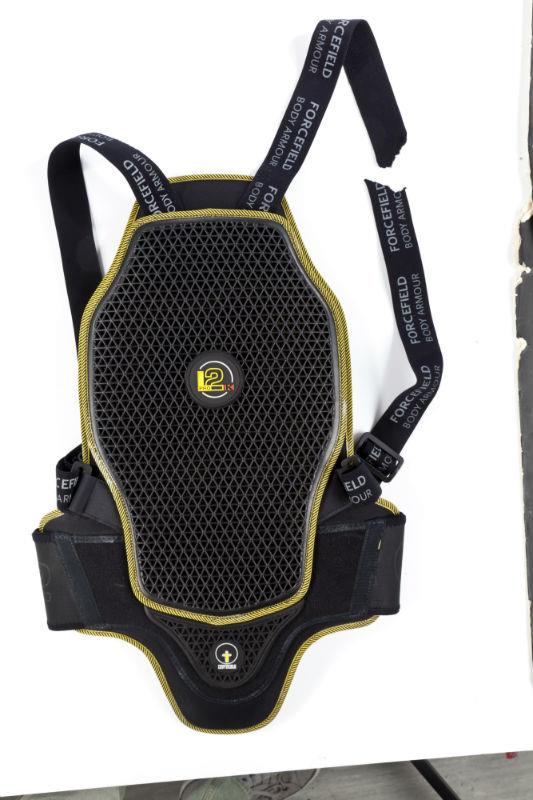 Accessory Review: Forcefield Pro L2K back protector | MCN