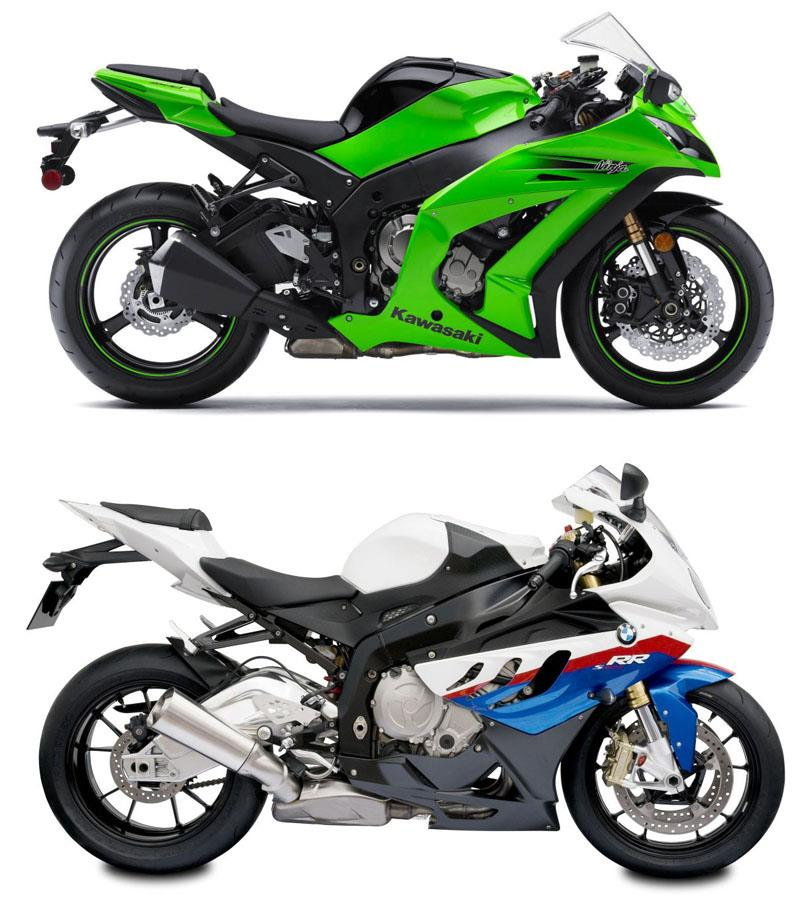 BMW S1000RR And Kawasaki ZX-10R Owners Needed