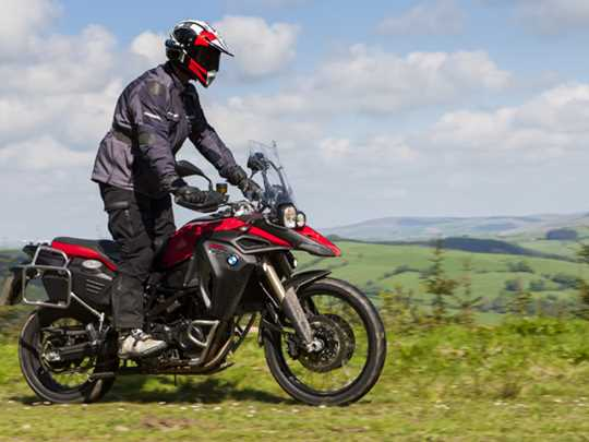 BMW F800GS ADVENTURE  (2013-on)
