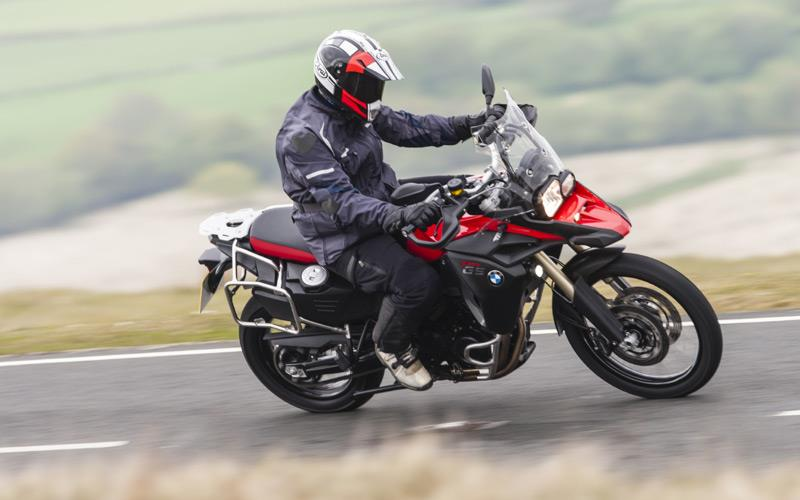 bmw f800gs adventure 2013 on review mcn. Black Bedroom Furniture Sets. Home Design Ideas