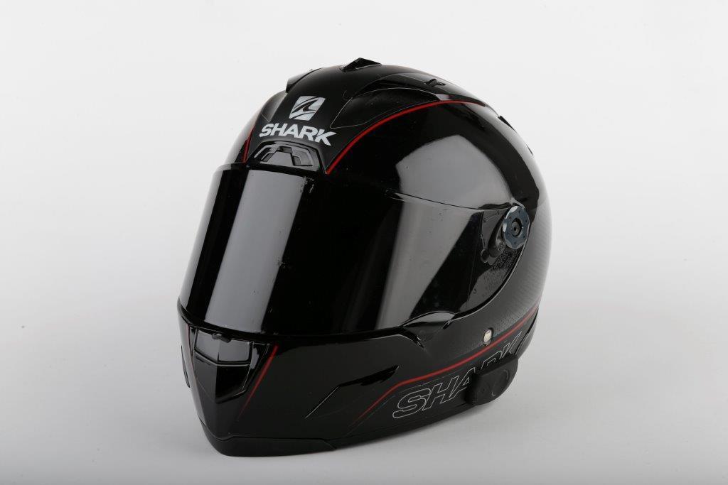 helmet review shark race r pro stinger mcn. Black Bedroom Furniture Sets. Home Design Ideas