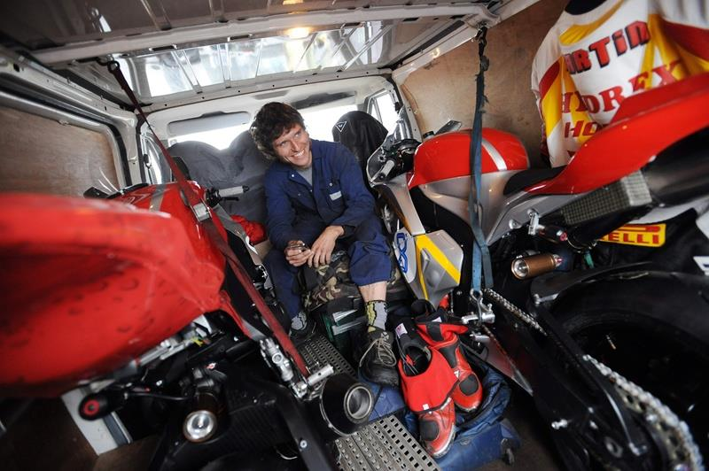 London Motorcycle Show >> Guy Martin refused permission to race at Classic TT | MCN