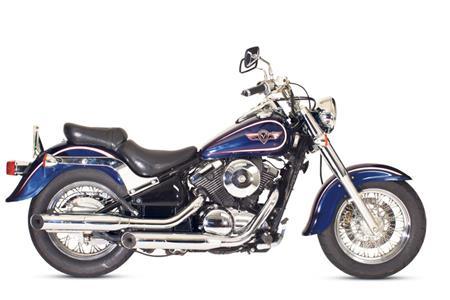 Lightweight cruiser motorcycle