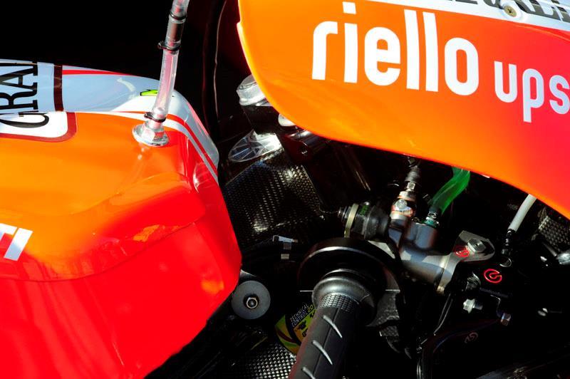 Hayden Suggests Return To Carbon Frame Ducati Mcn