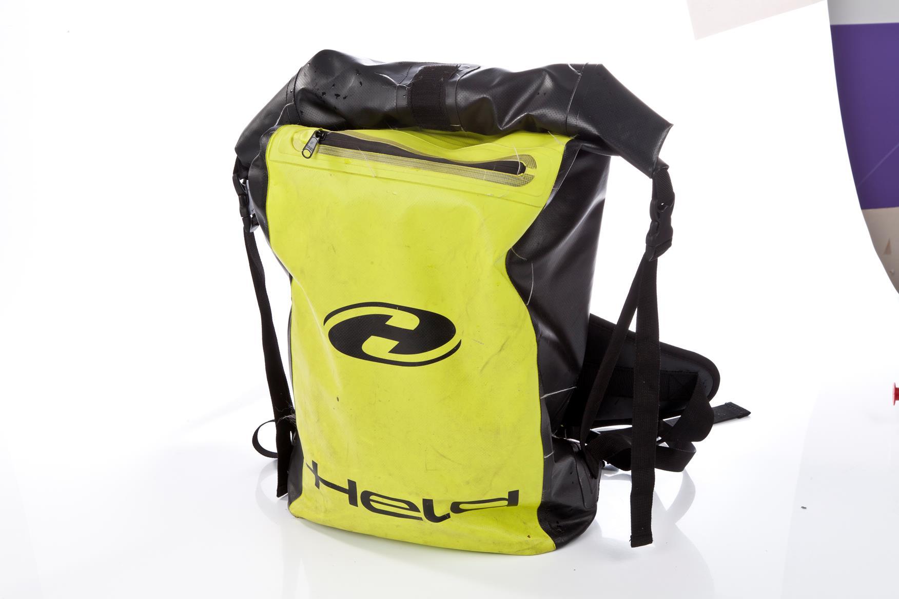 Product Review: Held Moto-Flash rucksack | MCN
