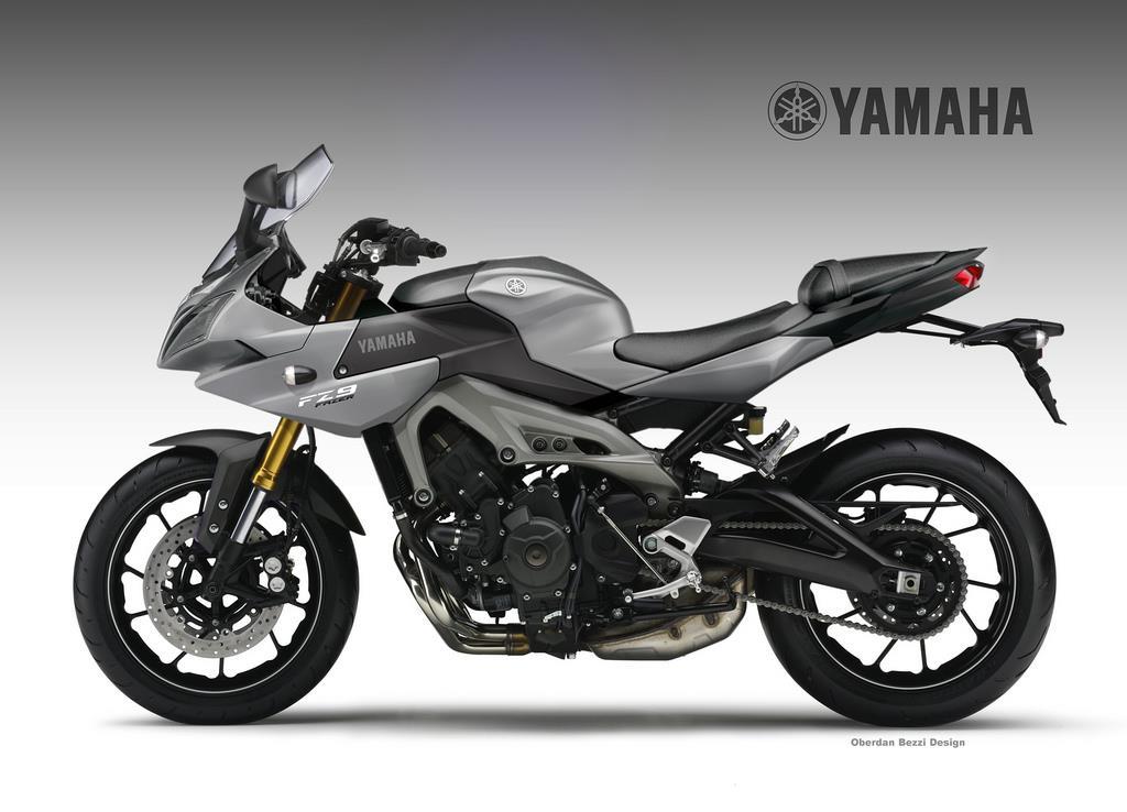 Yamaha FZ9 Fazer concept | MCN