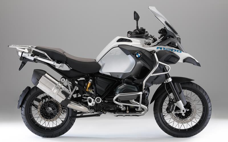 New BMW R1200GS Adventure revealed | MCN