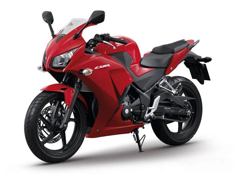 Honda announce CBR300R   MCN