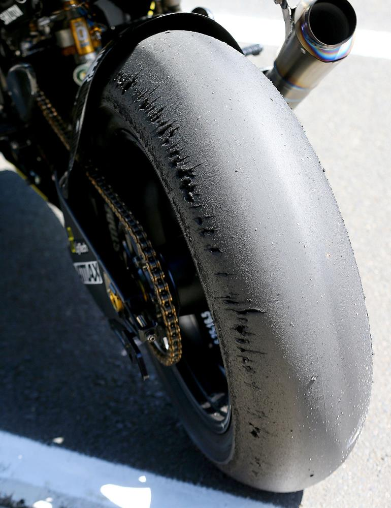 Bridgestone responds to Phillip Island tyre disaster