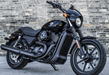 New Harley Street 750 features in new Captain America trailer