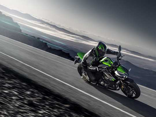 KAWASAKI Z1000  (2014-on)