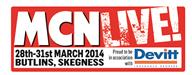 Come and ride with the MCN team at MCNLive!