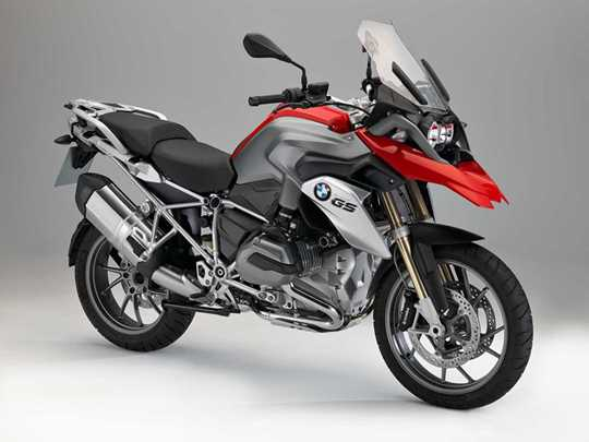 BMW R1200GS  (2013-on)