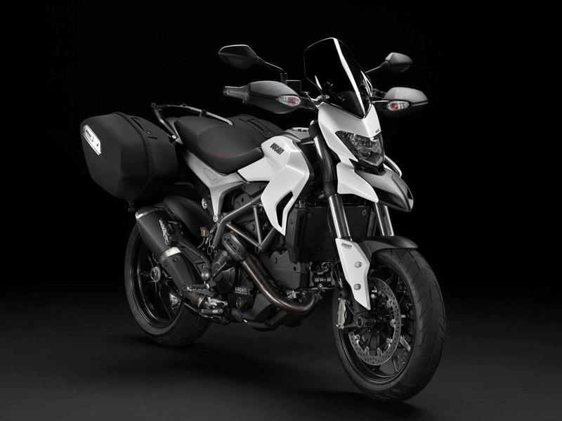 ducati hyperstrada 821 (2013-on) review | mcn