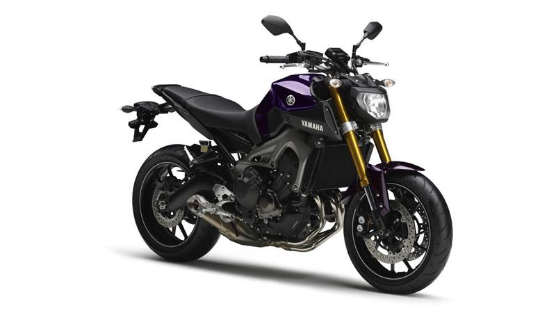 YAMAHA MT 09 2013 On