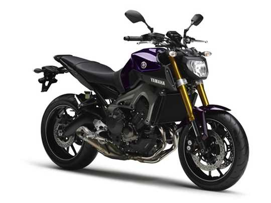 YAMAHA MT-09  (2013-on)