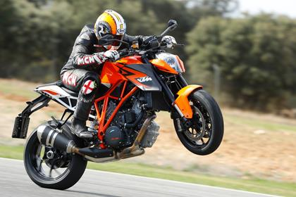 KTM 1290 SUPERDUKE  (2013-on)