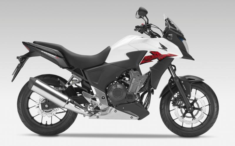 Last of Honda's new-for-2013, novice and A2-licence friendly 500-twin ...