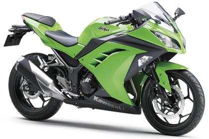 KAWASAKI NINJA 300  (2012-on)