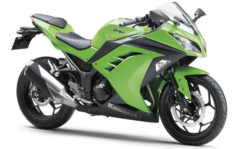 KAWASAKI NINJA 300 (2012-on) Review | MCN